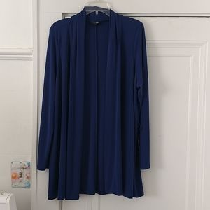 East 5th royal blue jacket